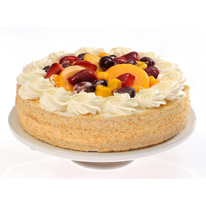 Fusco Foods Products Fresh Fruit Gateau